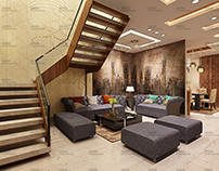 Decor Of the Day: Stones Used in Interiors