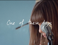"Joana Espadinha - ""One of These Days"""