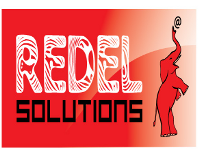 Redel Solutions (logo development).