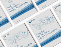 China Water Risk - Yang Tze River Report Design