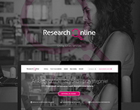 Research Online website
