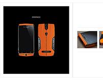 Lamborghini mobile booklet