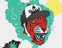 Dope Tiger