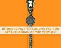 Deskside Preview E-vite for Charming Shoppes