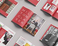 Milton Glaser Brochure