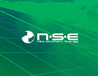 NSE Solar Energy Website Design