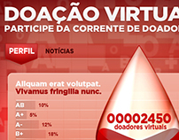 Ministry of Health // Virtual Blood Donation