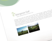Mangrove Golf Brochure