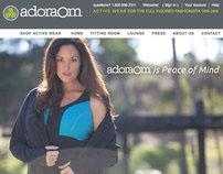 AdoraOm Active Wear Amazon Shop