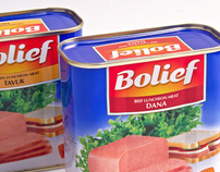 Bolief, Logo and Packaging Design