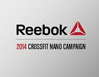 Reebok 2014 Crossfit campaign