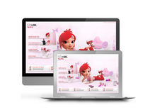 Kotex Young | Web Site