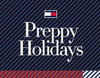 Tommy Hilfiger 'Preppy Holidays Gift Guide'