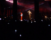 Kita's Concert | 3D Hologram