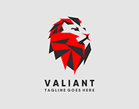 Valiant Logo Design
