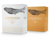 Andorinhão Packaging