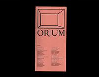 Orium Book