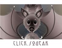 Illustrator Series - The Click and Squeak Series