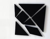 Web design : Tangram Portfolio