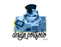 Design portfolio 2017 \ Corentin BRICOUT