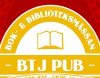 Pubbiljett (Bok & Biblioteksmässan 2009)