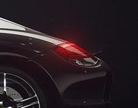 Porsche in Studio