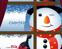 2013 News America Marketing Holiday Card (French)