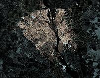 Kyiv Autumn Map