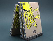 Studio Octopus — Notebook