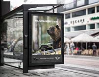 Campaña publicitaria Mini