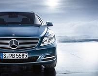 Daimler, Sitio Web