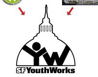 Youth Works Logo Redesign