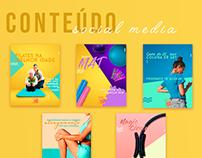 Conteúdo Social Media | Studio C Pilates