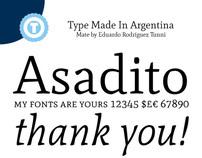 MATE - New free Google Web Font