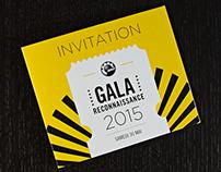 Gala Reconnaissance 2015 - BRP