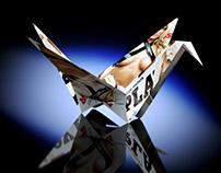 Play Origami Boy