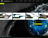 WebSite Design - Global Use EMOTIONDESIGN - Optics