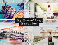 Traveling Memories | After Effects Template