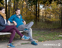 Merrell : Lifestyle Photography