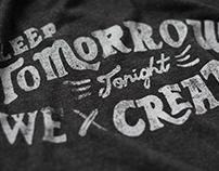 CreateAthon 2015 Shirts