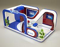 QATAR NATIONAL BANK EXHIBITION DESIGN