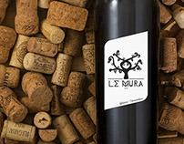 LE MURA - WINE LABEL // AGLIANICO BENEVENTANO