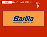 Barilla ADV LAB 2016