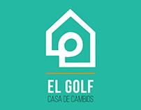 El Golf casa de cambio - diseño de web, app e interfaz