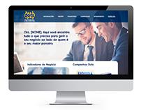 Portal para os parceiros da empresa Dotz