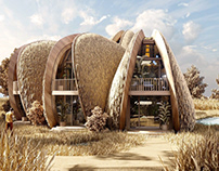 Shell House by K&B Partners