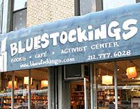 Bluestockings Awning Design