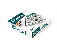 Naturel Ocak Packaging