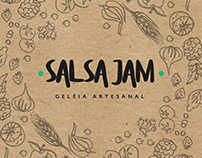 Identidade Visual Salsa Jam