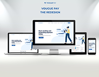 Vogue pay-The Redesign